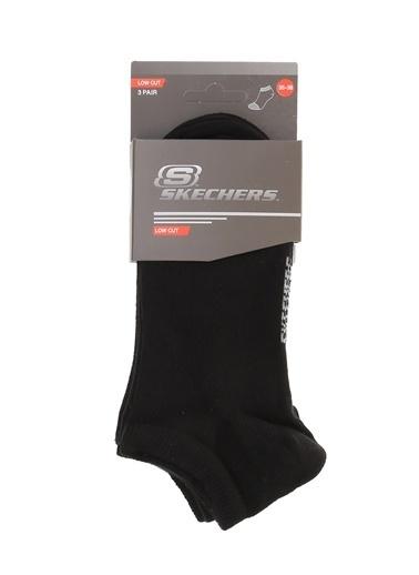 Skechers Spor Çorap Siyah